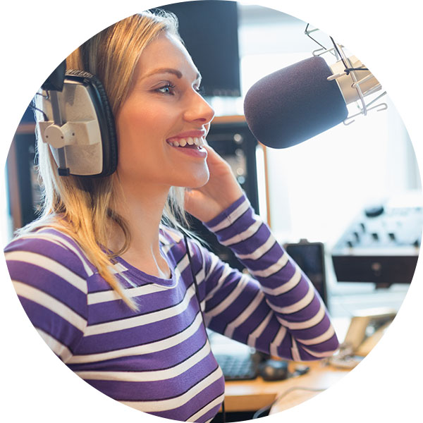 Radio Broadcaster in Sioux Falls, SD